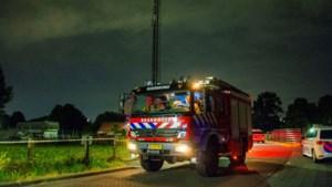 Politie vermoedt brandstichting in zendmast Roermond