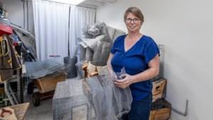 'Thuis met Pinksteren', coronaproof kunst kijken in het huis van de kunstenares