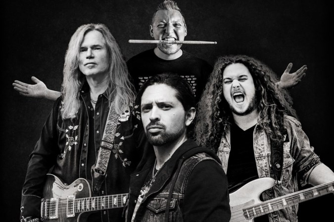 Rockband Vandenberg maakt comeback na 33 jaar: 'Dat oergevoel verdwijnt nooit'
