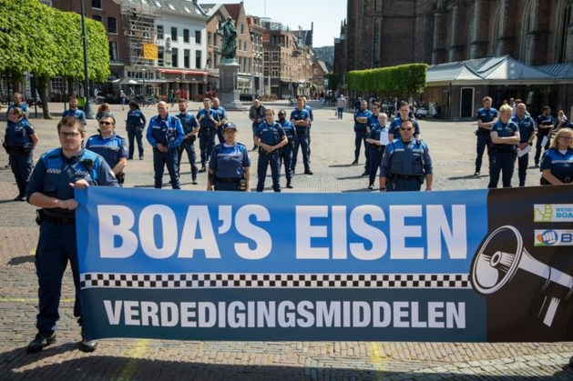 BOA Bond: alleen noodknop en bodycam onacceptabel