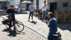 Maastrichtse horeca toont zich creatief: Bonbonnière uitbaten voor meer terras