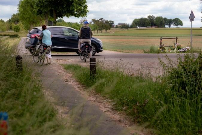 Kruising Kenkersweg tussen Sibbe en Margraten staat ondanks twee ongelukken niet bekend als gevaarlijk
