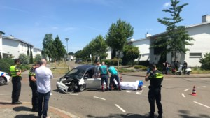 Een persoon gewond bij aanrijding in Melick