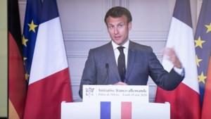 Macron gaat steun aan Franse auto-industrie vergroten