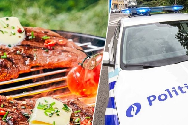 Tuchtonderzoek naar agenten die barbecueden tijdens grensbewaking
