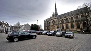 Markt Meerssen wordt autoluw en bijna geheel zonder parkeerplaatsen om terrassen te kunnen uitbreiden