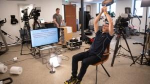 Tv-programma Limburg in Beweging: met closetrollen en Tefalpan op weg naar betere bloeddruk