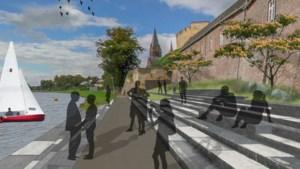 PvdA/GL en CDA willen dat Maasboulevard Kessel integraal wordt opgeknapt