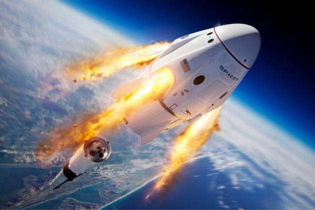Ruimteschip Elon Musk woensdagavond te zien vanuit Nederland