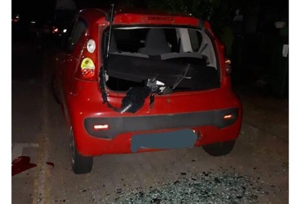 Meerdere auto's beschadigd in Maastrichtse straat