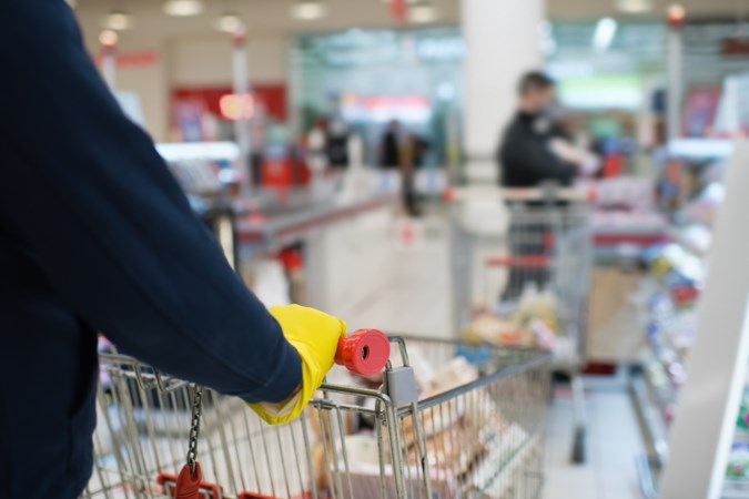 Waar het kan, hoeft de verplichte winkelkar niet meer