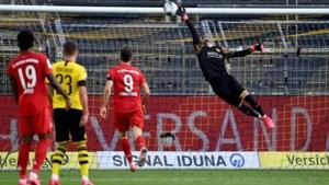 Neppe stadiongeluiden Bundesliga slaan aan: 'Als je toch bedrogen wordt, dan maar goed'