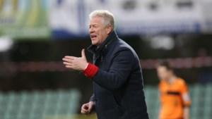 Coach Peter Maes vertrekt bij overgenomen Lommel SK