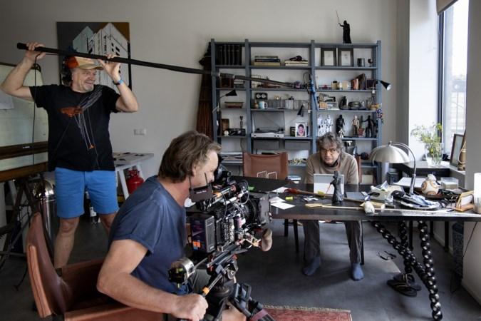 Frank Lammers neemt coronaproof nieuwe film op: 'Niet zeiken over wat nu allemaal niet kan'
