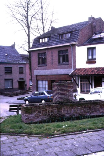 Historie kruisbeeld driesprong Kruisstraat Stein
