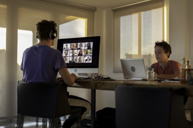 'Onverzorgde collega's zijn bron van ergernis tijdens videocall'