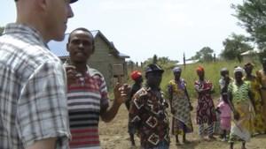 Beschroomde roep om hulp uit Afrika