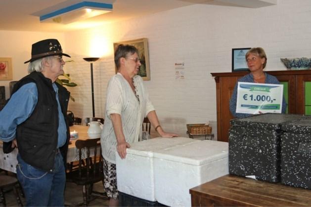 Gulpen-Wittem geeft bijdrage aan Voedselbank