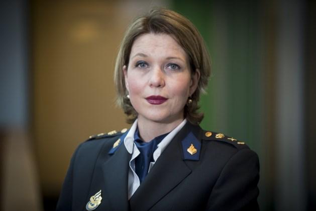 Korpschef politie Limburg voorlopig afwezig door ziekte