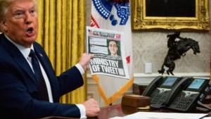 Oplopende spanningen in de haat-liefdeverhouding tussen Trump en Twitter