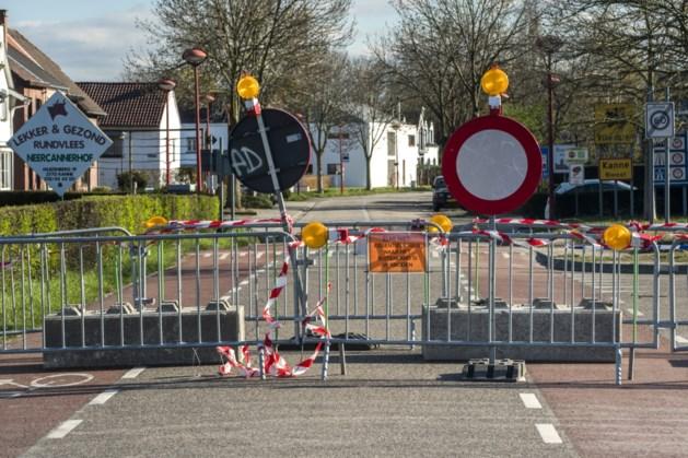 Grens België vanaf zaterdag weer open voor familiebezoek