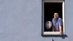 Chronisch patiënt Jan Bock (62) is als de dood voor corona: 'Er was altijd leven om me heen. Nu alleen stilte'