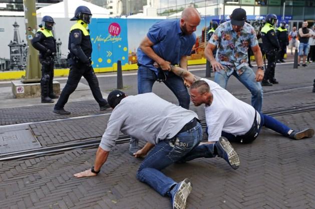 ME grijpt in bij lockdownprotest Den Haag: 37 arrestaties