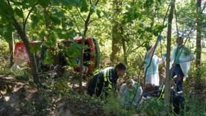 Ernstig ongeval: één zwaargewonde en traumahelikopter geland