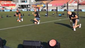 LIVE: Limburgse artiesten treden op in leeg Geusselt stadion