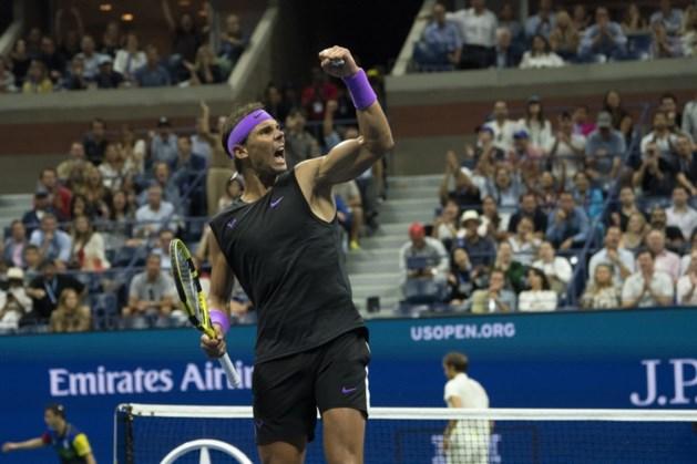 US Open tennis wil niet wijken voor coronavirus