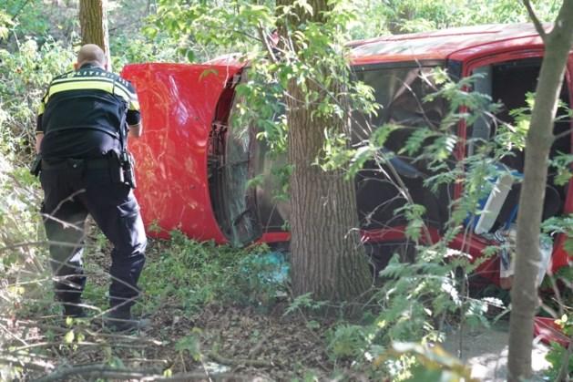 Bestuurder (19) ernstig ongeval Weert aangehouden voor rijden onder invloed