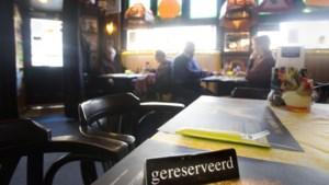 'Tachtig procent zitplaatsen in restaurants en eetcafés Maastricht gereserveerd bij heropening'