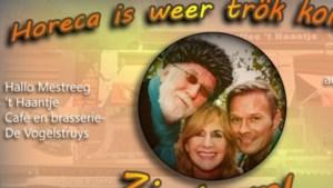 Live: Het 'Horeca-is-weer-trök-konzèr' van Ziesjoem!