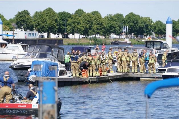 Drenkeling komt om na val van boot in jachthaven Wessem