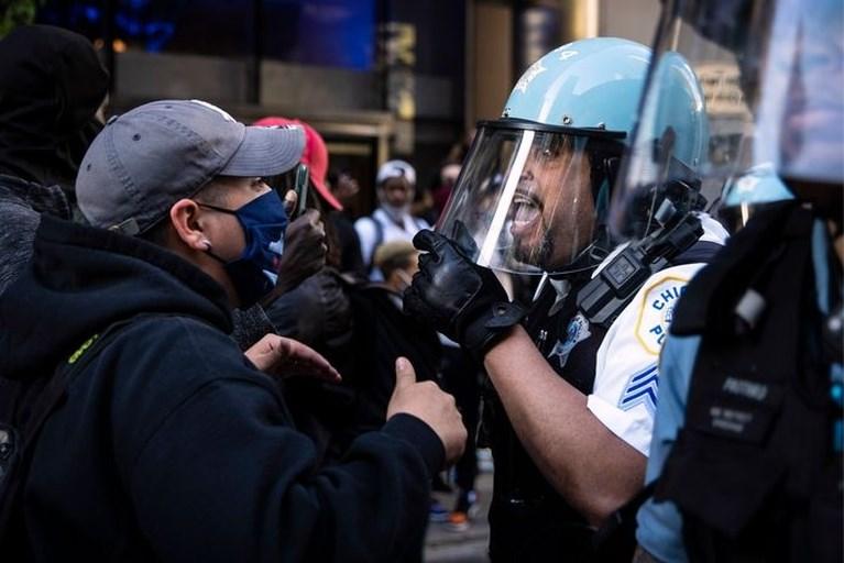 Rellen in VS steeds heviger: ruim 1400 arrestaties, persoon doodgeschoten