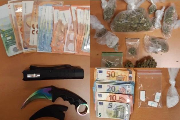 Vier personen uit Geleen opgepakt voor drugshandel