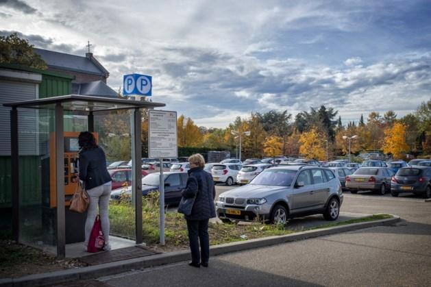 Parkeerterrein Atrium in centrum Kerkrade definitief gesloten