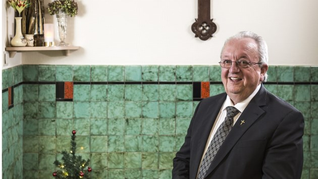 Een echte missionaris, bijna kwart eeuw in Kessel en Kessel-Eik