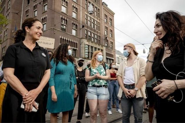 Onbegrip over drukte bij racismebetoging: 'Klap in gezicht zorgverleners'