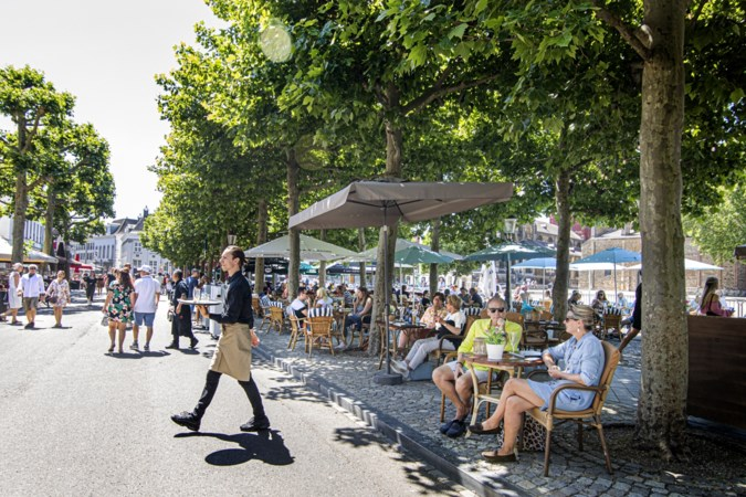 Maastricht maakt goede start met heropening horeca