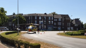 Video: Persoon gewond bij brand in verzorgingshuis in Maastricht