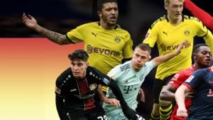 Bundesliga heeft volop goud in handen