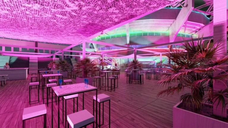 Video: Nieuwe beachclub Bloom opent binnenkort op Rodaboulevard in Kerkrade