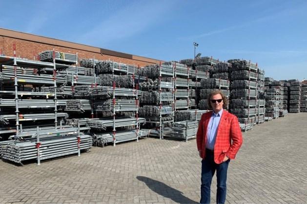 Plan B voor nieuwe opslagloods voor André Rieu in Beek