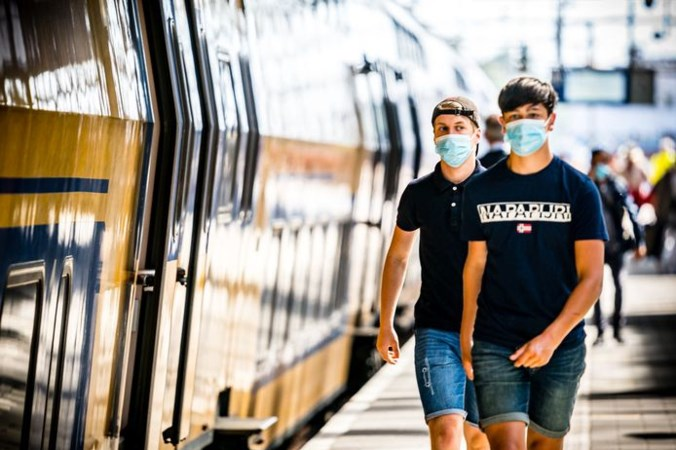 'Superspannende dag' voor ProRail en NS: extra storingsploegen paraat