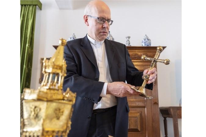 Dieven eisten kwart miljoen voor kerkschatten Thorn; nu is een deel terug
