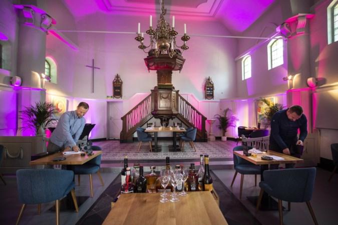 Sittards restaurant neemt tijdelijk intrek in monumentaal Gruizenkerkje