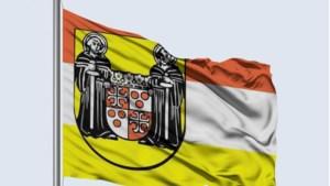 Een vernieuwde vlag wappert in Geleen