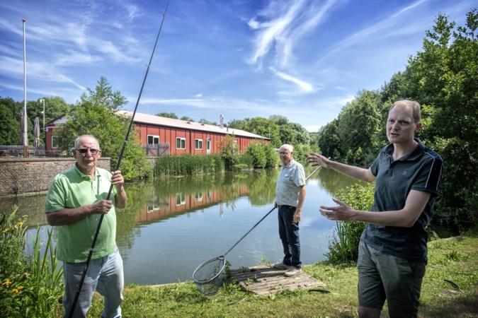Hengelsportvereniging Ons Zuiden wil visvijver bij Slot Schaesberg niet opgeven