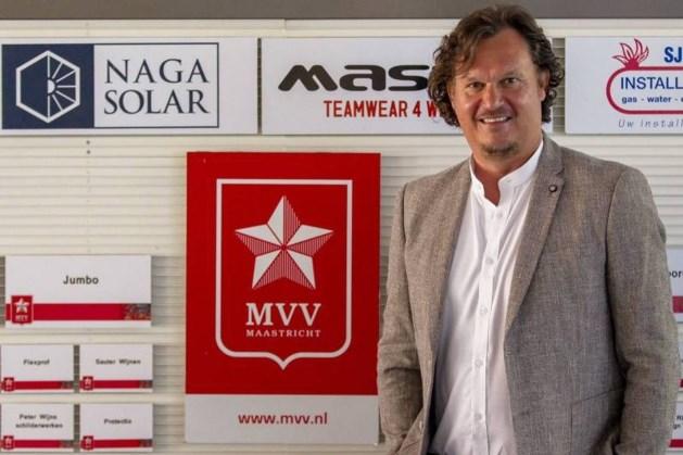 Erik Noor begonnen als algemeen directeur MVV